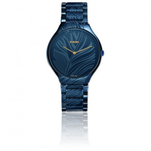 Montre True Thin Line L Bleu Quartz 01.420.0014.3.015