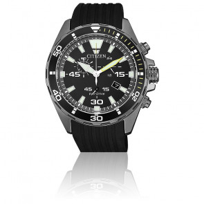 Montre Chrono Eco-Drive Solaire AT2437-13E