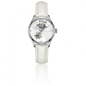 Montre Jazzmaster Open Heart Lady H32115892