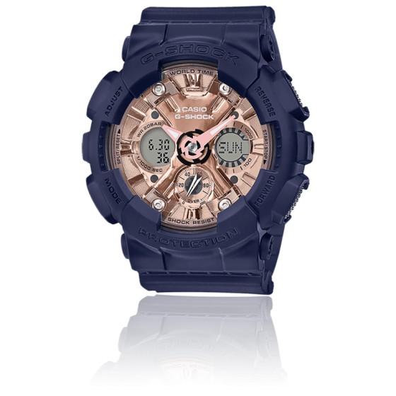 sélection premium 66fb9 58b85 Montre Femme GMA-S120MF-2A2ER - Casio G-Shock - Ocarat