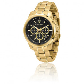 Montre Successo Gold R8873621013