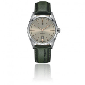 Montre Spirit Of Liberty Auto Green H42415801