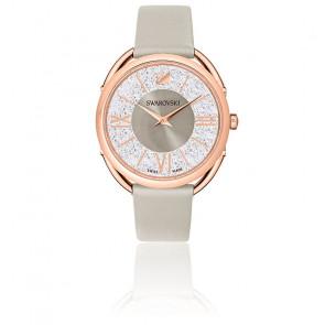 Montre Crystalline Glam gris or rose 5452455