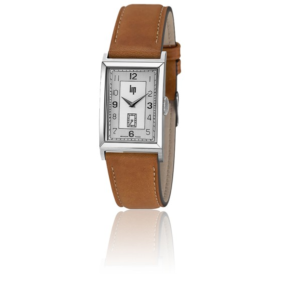 Montre Churchill T24 Silver Bracelet Brown 671276