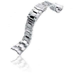Bracelet Super 3D Oyster 316L 22mm Black Bay SS221805P2S069