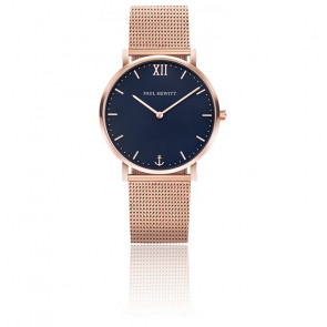 Montre Sailor Line Blue Lagoon Or Rosé PH-SA-R-SM-B-4S