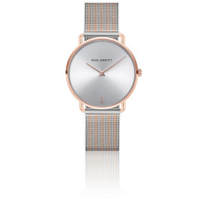 Montre Miss Ocean Line or rose PH-M-R-SS-44S