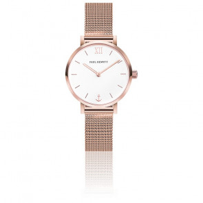 Montre Sailor Line Modest White Sand Or Rosé PH-SA-R-XS-W-45S