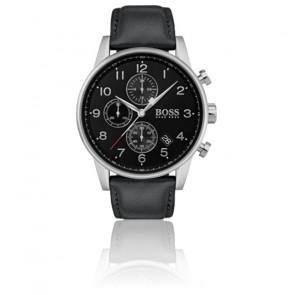 Montre Navigator Noir Silver 1513678