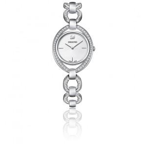 Montre Stella Bracelet Métal Blanc Ton Argenté 5376815
