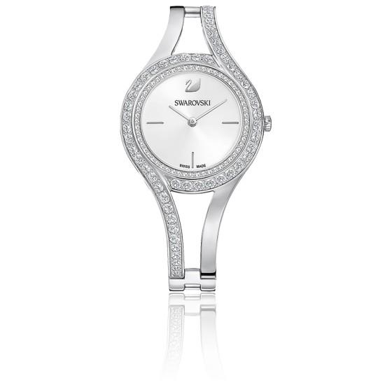 Montre Eternal Bracelet Métal Blanc Ton Argenté 5377545