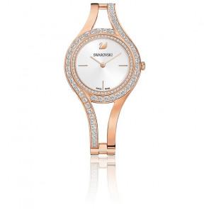 Montre Eternal Bracelet Métal Blanc Or Rose 5377576