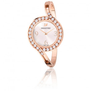 Montre Lovely Crystals Bangle Métal Blanc Or Rose 5452489