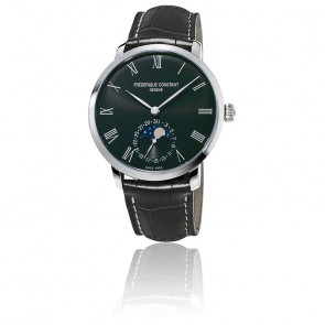 Montre Manufacture Slimline Moonphase FC-705GR4S6