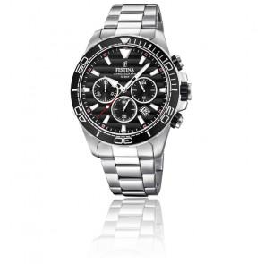 Montre Prestige Chronographe Acier F20361/4