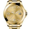 Montre Ice Steel Gold Shinny 016777M