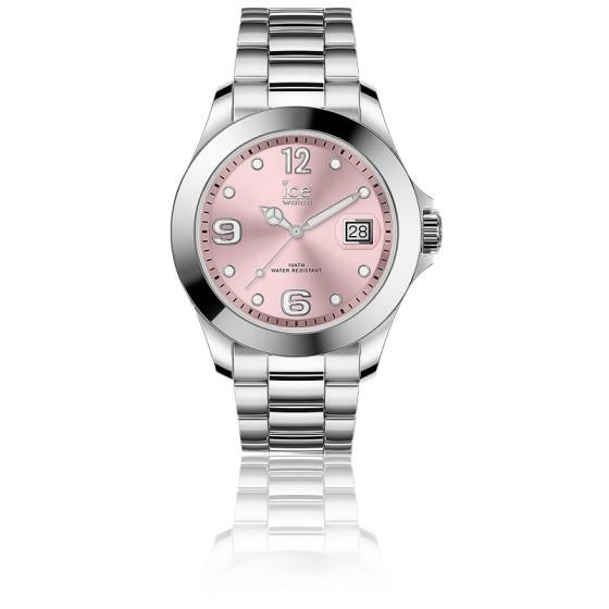 Montre ICE Steel Light Pink 016892