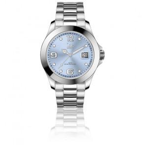 Montre ICE Steel Light Blue Medium 016891M