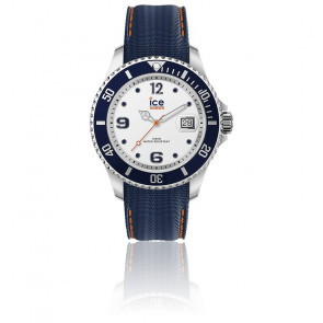 Montre ICE Steel White Blue 016772L