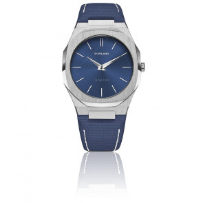 Montre Ultra Thin Nylon blue UTNJ04