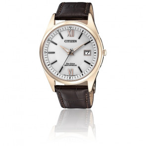 Montre Eco-Drive Radio Controlled  AS2053-11A