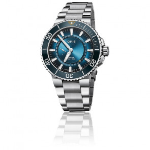 Montre Aquis Great Barrier Reef Limited Edition III 01 743 7734 4185-Set
