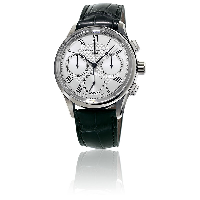 Montre Flyback Chronograph Manufacture FC-760MC4H6