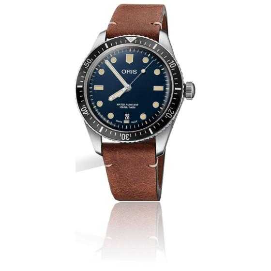 Montre Divers Sixty Five 01 733 7707 4055-07 5 20 45