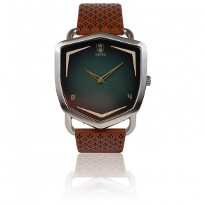 Montre Shield Green Spectra