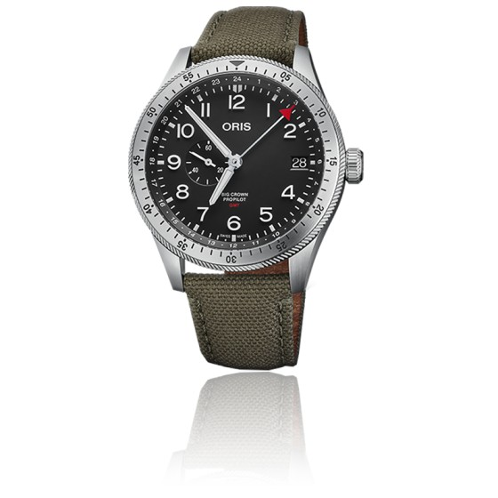 Montre Big Crown ProPilot Timer GMT 01 748 7756 4064-07 3 22 02LC