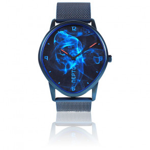 Montre N°1 Blue Smoke