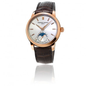Montre Classic Moonphase FC-715V4H4