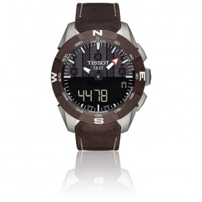 Montre T-Touch Expert Solar II Swiss Edition T110.420.46.051.00