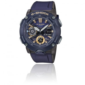 Montre G-Shock Series-Carbon Core Guard Violet GA-2000-2AER