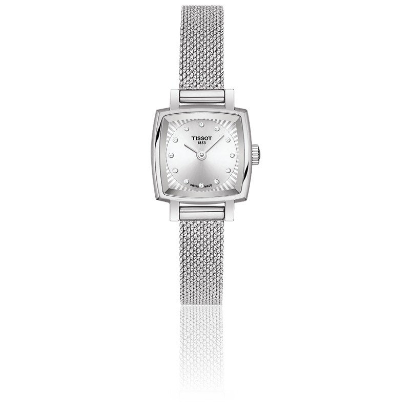 Montre Lovely Square - T058.109.11.036.00