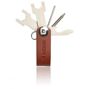 Un Porte-clés Terrain Marron C2936 400-00
