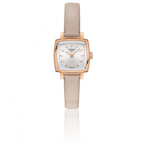 Montre Lovely Square T058.109.36.031.00