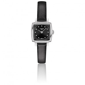 Montre Lovely Square T058.109.16.056.00