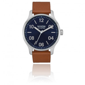 Montre Homme Patrol Leather 42 mm A1243-2186