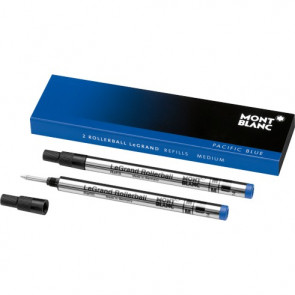 Stylo 2 recharges rollerball LeGrand Pacific Blue105165