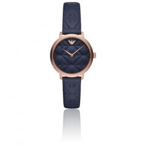 Montre Seul Le Temps Femme Acier Or Rose AR11231