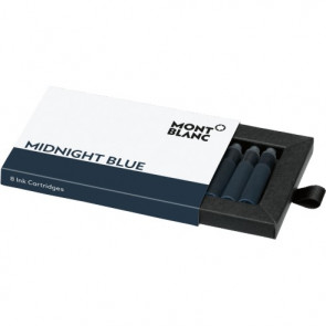Stylo Cartouches encre x8 Midnight Blue 105195