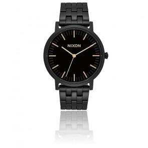 Montre Porter Acier Black A1057-1031-00