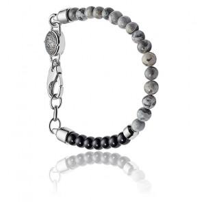 Bracelet stackables gris, DX1061040