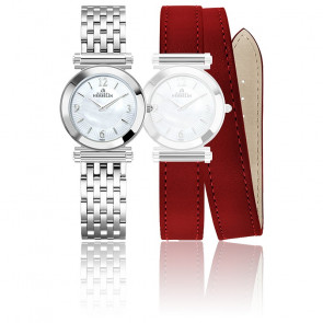 Coffret Antares Bracelets Interchangeables COF.17443/B29RFL