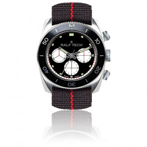 "Montre WRV Chronographe Automatique ""Barracuda"" ref 3102"