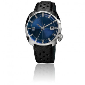 Montre AM1 Electric 40 mm Ocean Cuir Noir AM1EOCL6