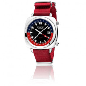 Montre Clubmaster GMT Traveler 19842.PS.G.P.NR