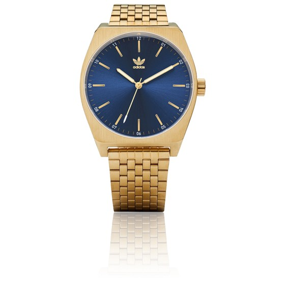 Montre Process_M1 Gold/Navy Sunray Z02-2913-00