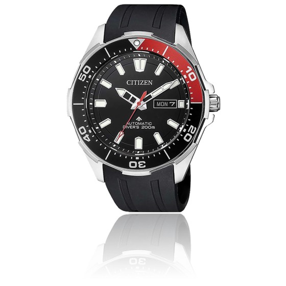 Montre Citizen Promaster Super Titanium Diver's Limited Edition NY0076-10E